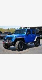 2016 Jeep Wrangler 4WD Unlimited Rubicon for sale 101301932