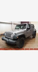 2016 Jeep Wrangler 4WD Unlimited Sport for sale 101326436