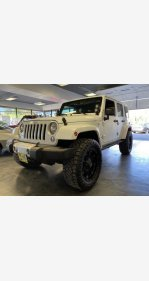 2016 Jeep Wrangler 4WD Unlimited Sahara for sale 101327051