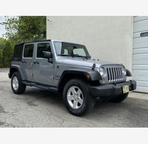 2016 Jeep Wrangler for sale 101331198