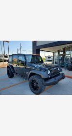 2016 Jeep Wrangler 4WD Unlimited Sport for sale 101332012