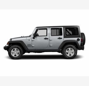 2016 Jeep Wrangler for sale 101338236