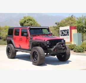2016 Jeep Wrangler for sale 101346237