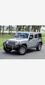 2016 Jeep Wrangler for sale 101368805