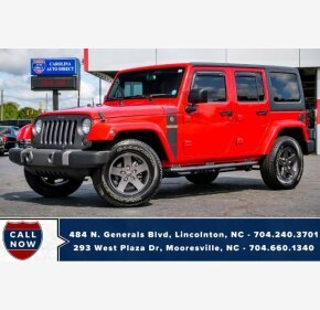 2016 Jeep Wrangler for sale 101370722