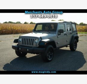 2016 Jeep Wrangler for sale 101371871