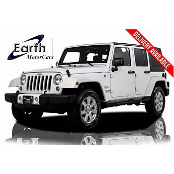 2016 Jeep Wrangler for sale 101373130