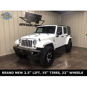 2016 Jeep Wrangler for sale 101385303