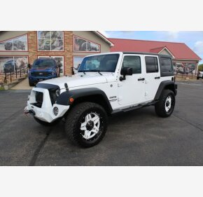 2016 Jeep Wrangler for sale 101390022
