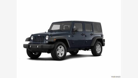 2016 Jeep Wrangler for sale 101390766