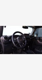 2016 Jeep Wrangler for sale 101402048