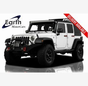 2016 Jeep Wrangler for sale 101403858