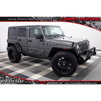 2016 Jeep Wrangler for sale 101413363
