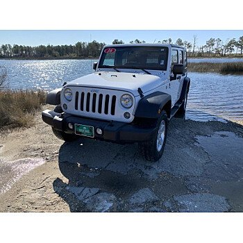 2016 Jeep Wrangler for sale 101423335