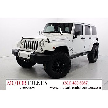 2016 Jeep Wrangler for sale 101444947