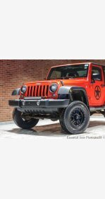 2016 Jeep Wrangler for sale 101450825