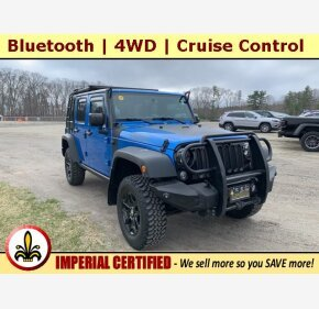 2016 Jeep Wrangler for sale 101479693