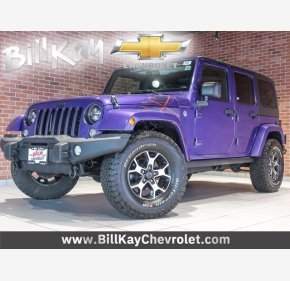 2016 Jeep Wrangler for sale 101484573