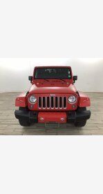 2016 Jeep Wrangler for sale 101496500