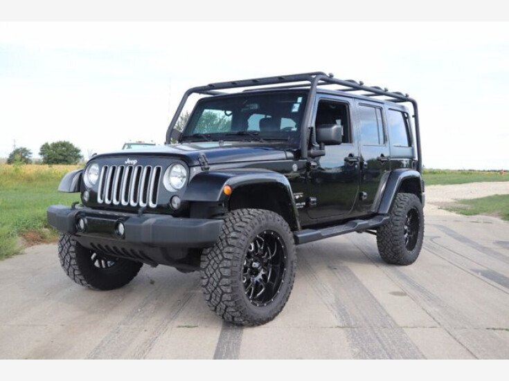 2016 Jeep Wrangler for sale 101605255