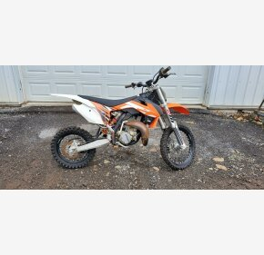2016 KTM 85SX for sale 200716161