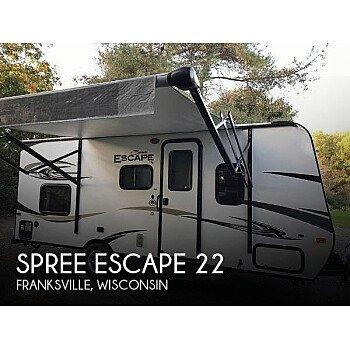 2016 KZ Spree for sale 300203207
