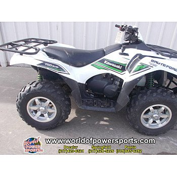 2016 Kawasaki Brute Force 750 4x4i EPS for sale 200636886
