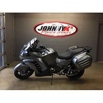2016 Kawasaki Concours 14 for sale 200660583