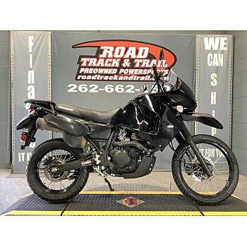 2016 Kawasaki KLR650 for sale 200810755