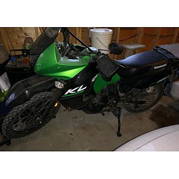2016 Kawasaki KLR650 for sale 200845284