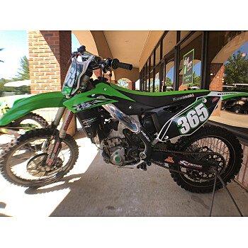 2016 Kawasaki KX250F for sale 200536531