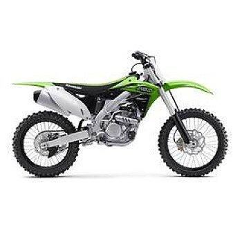 2016 Kawasaki KX250F for sale 200702780