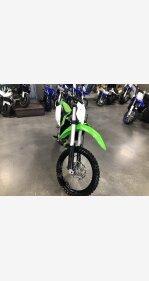 2016 Kawasaki KX250F for sale 200539191