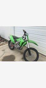 2016 Kawasaki KX250F for sale 200765206