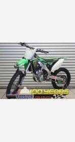 2016 Kawasaki KX250F for sale 200783435