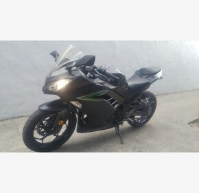 2016 Kawasaki Ninja 300 for sale 200518321