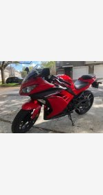 2016 Kawasaki Ninja 300 for sale 200543983