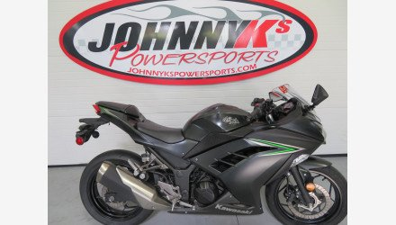 2016 Kawasaki Ninja 300 for sale 200667901