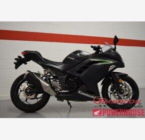 2016 Kawasaki Ninja 300 Motorcycles For Sale Motorcycles