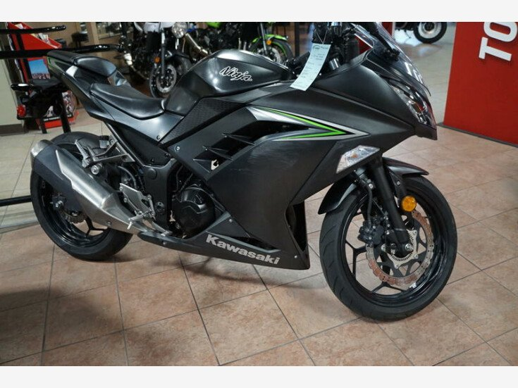 2016 Kawasaki Ninja 300 For Sale Near Fresno California