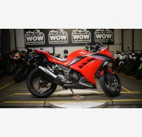 2016 Kawasaki Ninja 300 for sale 200970883