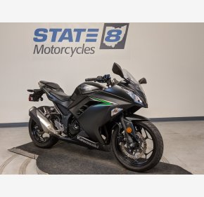 2016 Kawasaki Ninja 300 for sale 200996923