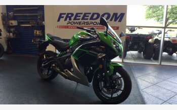 2016 Kawasaki Ninja 650 ABS for sale 200677790