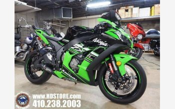 2016 Kawasaki Ninja ZX-10R for sale 200660611