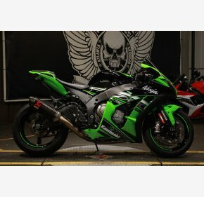 2016 Kawasaki Ninja ZX-10R for sale 200791875