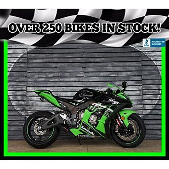 2016 Kawasaki Ninja ZX-10R for sale 200975988