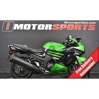 2016 Kawasaki Ninja ZX-14R ABS for sale 200706219