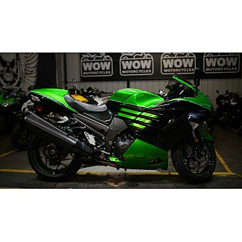 2016 Kawasaki Ninja ZX-14R ABS for sale 200885754