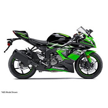 2016 Kawasaki Ninja ZX-6R for sale 200554276