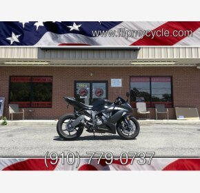 2016 Kawasaki Ninja ZX-6R for sale 200698486